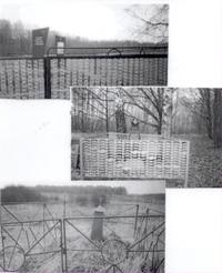 Братские могилы мирных жителей п. Белево расстрелянных и заживо сожженных 20 мая 1943 г.