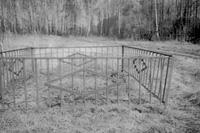 Братская могила мирных жителей д. Матреновка (семьи Шляхтуровых)