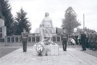 Памятник мирным жителям д. Матреновка и п. Белёво, уничтоженным фашистскими захватчиками 20 мая 1943 г.