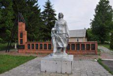 Мемориал в д.Матреновке